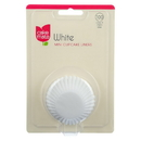 Cake Mate - Cupcake Liners - White - Mini - 100 count - case of 8