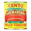 Cento - Peeled Tomatoes - Case of 12 - 28 oz.