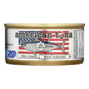 American Tuna - Canned Tune - No Salt - Case Of 24 - 6 Oz