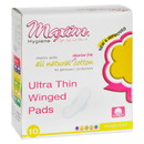 Maxim Hygiene Natural Cotton Ultra Thin Winged Pads Daytime - 10 Pads