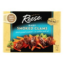 Reese Baby Clams - Smoked - 3.66 oz - Case of 10