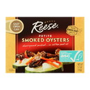 Reese Oysters - Smoked - Petite - Case of 10 - 3.7 oz