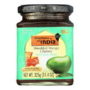 Kitchen of India Chutney - Shredded Mango - Case of 6 - 11.4 oz