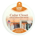 Citrus Magic Air Freshener - Odor Absorbing - Solid - Cedar Magic - 8 oz