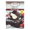 Namaste Foods Brownie Mix - Case of 6 - 30 oz