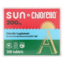 Sun Chlorella A Tablets - 200 mg - 300 Tablets