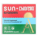 Sun Chlorella A Granules - 20 Individually Wrapped Packs