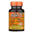 American Health - Ester-C with Citrus Bioflavonoids - 500 mg - 60 Vegetarian Capsules
