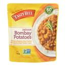 Tasty Bite Entree - Indian Cuisine - Bombay Potatoes - 10 oz - case of 6
