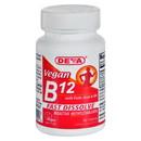 Deva Vegan Vitamins - B12 Sublingual - 90 Sublingual Tablets