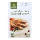 Simply Organic Roasted Turkey Flavored Gravy Seasoning Mix - Case of 12 - 0.85 oz.
