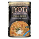 Jyoti Cuisine India Madras Sambar - Case of 12 - 15 oz.