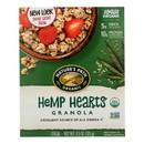 Nature's Path Organic Hemp Plus Granola - Case of 12 - 11.5 oz.