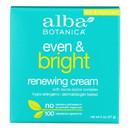 Alba Botanica - Natural Even Advanced Sea Plus Renewal Night Cream - 2 oz