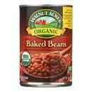 Walnut Acres Organic Baked Beans - Case of 12 - 15 oz.