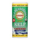 Maine Coast Organic Sea Seasonings - Kelp Granules with Cayenne - 1.5 oz Shaker