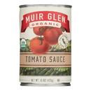 Muir Glen Organic Tomato Sauce - Regular - 15 oz