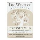 Dr. Woods Bar Soap Coconut Milk - 5.25 oz