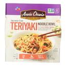 Annie Chun's Teriyaki Noodle Bowl - Case of 6 - 7.8 oz.