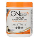 Growing Naturals Organic Raw Rice Protein - Vanilla Blast - 16.4 oz