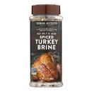 Urban Accents Sea Salt + Herb Spiced Turkey Brine - Case of 6 - 12 oz