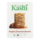 Kashi Cereal - Organic - Whole Wheat - Organic Promise - Cinnamon Harvest - 16.3 oz - case of 12