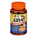 Nature's Way - Alive Gummies Multi-Vitamin for Children - Cherry, Grape and Orange - 90 Gummies