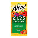 Nature's Way - Alive Children's Chewable Multi-Vitamin - Orange and Berry - 120 Chewable Tablets