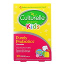 Culturelle - Kids Chewables Probiotic Natural Bursting Berry - 30 Chewable Tablets