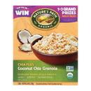 Nature's Path Organic Chia Plus Granola - Coconut Chia - Case of 12 - 12.34 oz.