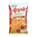 Sensible Portions Apple Straws - Cinnamon - Case of 12 - 5 oz.