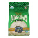Lundberg Family Farms Organic White Organic Long Grain Rice - Case of 6 - 2 lb.