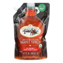 Shady Maple Farms 100 Percent Pure Organic Maple Syrup - Case of 6 - 16.9 Fl oz.