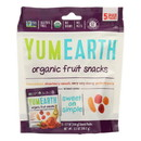 Yumearth Organics Organic - Fruit Snacks - Case of 12 - 0.7 oz.