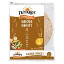 Tumaros Low-In-Carb Wraps - Whole Wheat - 8\