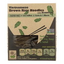 Star Anise Foods Noodles - Brown Rice - Vietnamese - with Seaweed - 8.6 oz - case of 6