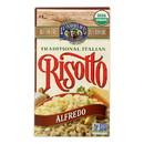 Lundberg Family Farms Risotto Alfredo - Parmesan Cheese - Case of 6 - 5.5 oz.