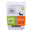 I And Love And You Dog Dehydrated Food, In The Raw Chicken Recipe - Case of 3 - 5.5 LB