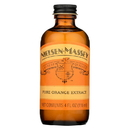 Nielsen-Massey Vanilla - Pure Orange Extract - Case of 8 - 4 fl oz.