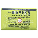 Mrs. Meyer's Clean Day - Bar Soap - Lemon Verbena - 5.3 oz - Case of 12