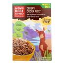 Moms Best Naturals Cereal - Crispy Cocoa Rice - 17.5 oz - case of 14