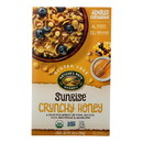 Nature's Path Organic Sunrise Cereal - Crunchy Honey - Case of 12 - 10.6 oz.