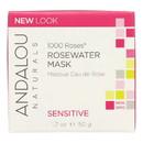 Andalou Naturals Rosewater Mask - 1000 Roses - 1.7 oz