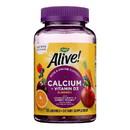 Nature's Way - Alive Calcium plus D3 Gummies - 60 Gummies
