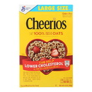 General Mills Cheerios - Toasted Whole Grain - Case of 14 - 12 oz.