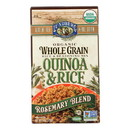 Lundberg Family Farms Organic Quinoa and Rice - Rosemary Blend - Case of 6 - 6 oz.