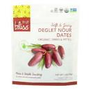 Fruit Bliss - Organic Deglet Nour Dates - Dates - Case of 6 - 5 oz.