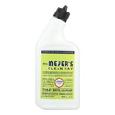 Mrs. Meyer's Clean Day - Toilet Bowl Cleaner - Lemon Verbena - 24 fl oz - Case of 6