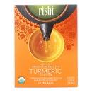 Rishi Tea bag - Turmeric Ginger - Case of 6 - 15 bags