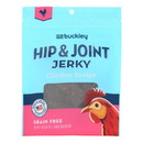Buckley - Hip and Joint Jerky Treats - Chicken - Case of 6 - 5 oz.